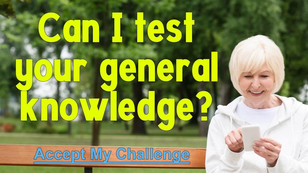 Impossible General Trivia Quiz