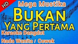 Bukan Yang Pertama- Karaoke Dangdut | Mega Mustika(COVER) Korg Pa 700