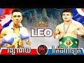 Vong Noy vs Watchharalek(thai), Khmer Boxing Bayon 28 Jan 2018, Kun Khmer vs Muay Thai