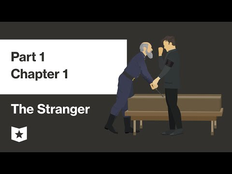 The Stranger By Albert Camus | Part 1, Chapter 1