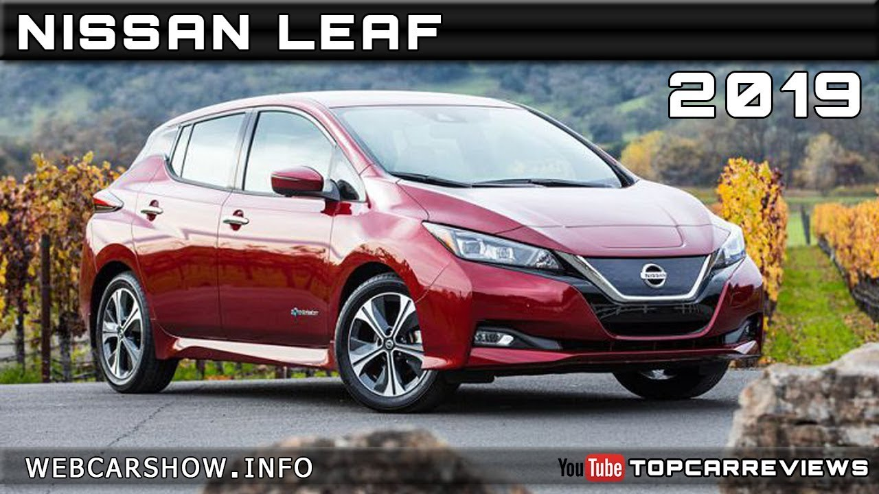 2019 Nissan Leaf Review Rendered Price Specs Release Date