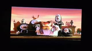the book of life the fight scene