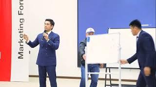 Murad Nazarov. Makon Birinchi Milliy Biznes-forum. 2019 yil. Samarqand
