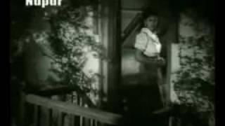 Hemant Kumar Yeh Raat Ye Chandni Phir Kahan Jaal 1952
