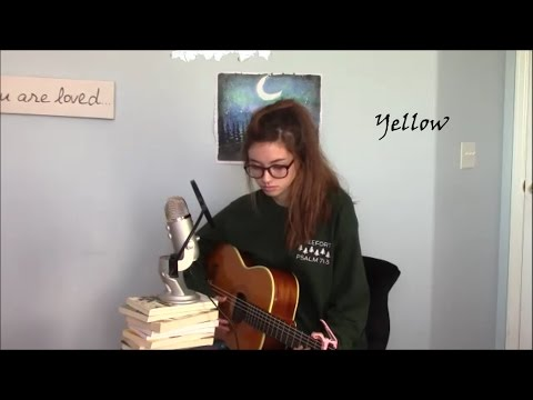 Yellow - Coldplay (Brittin Lane Cover)