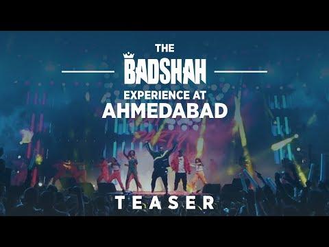 Teaser  The Badshah Experience At Ahmedabad