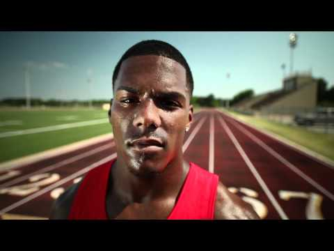 Emmitt Smith surprise Abraham Hall: 2011-12 Boys Track and Field POY