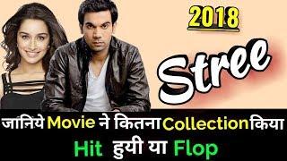 Rajkumar Rao STREE 2018 Bollywood Movie LifeTime WorldWide Box Office Collection