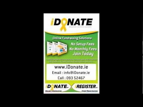 iDonate.ie - Online Fundraising for Charities in Ireland - The Golden Voice of Ted Williams