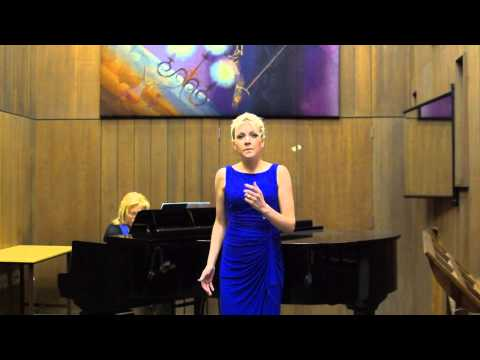 CHRISTINA JOHNSTON - Mozart's Highest Coloratura Concert Ari