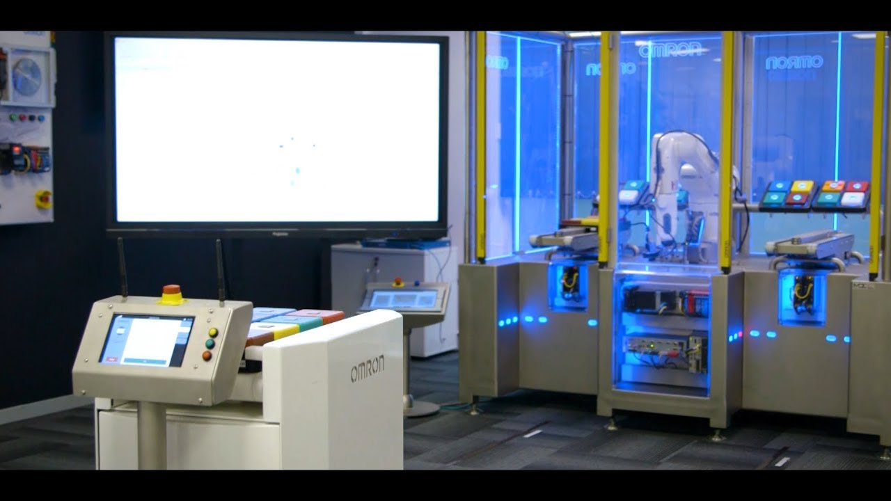 New Innovation Lab proactively demonstrates the benefits of robots in manufacturing