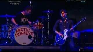 Arctic Monkeys - If You Were There, Beware (São Paulo 2012) [lyrics/legendado]