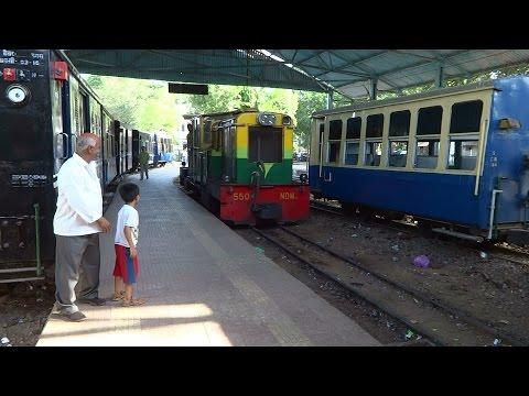 HERITAGE INDIAN RAILWAYS : Narrow Gauge (NG) Matheran - Neral Toy Train : HILL RAILWAY