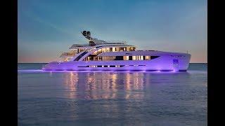 Superyacht 50 m. Прогноз: Лучшая яхта в размере на Monaco Boat Show 2017.