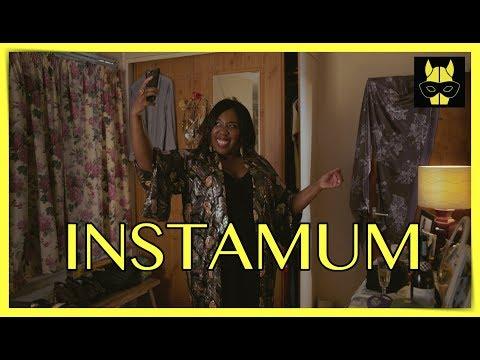 'INSTAMUM' starring Chizzy Akudolu  MUM COMEDY SKETCH SERIES