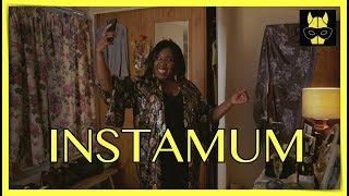 'INSTAMUM' starring Chizzy Akudolu - MUM COMEDY SKETCH SERIES