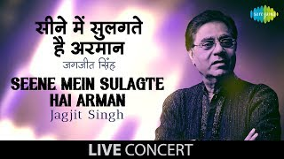 Seene Mein Sulagte Hai Arman | Close To My Heart | Jagjit Singh