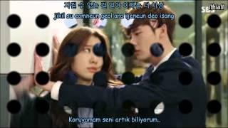 (Pinocchio OST Part 3)Every Single Day-Non Fiction  Türkçe Altyazılı(Hangul-Rom)