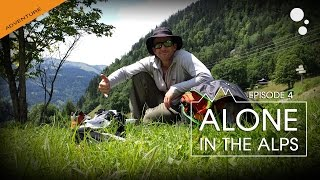 Alone in the ALPS: Episode 4 (bivi paragliding)