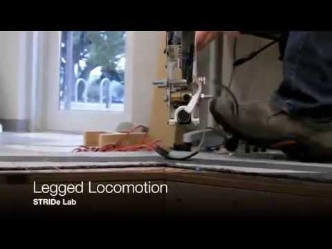 Download Youtube: Legged Locomotion
