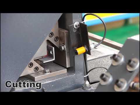 HVAC DUCT Angle Flange Product Line - BYFO Company