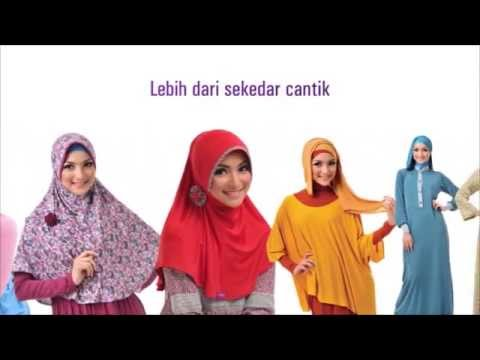 Elzatta hijab Profile elegant, beautiful hijab charm Indonesia