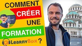 Learnybox - Comment créer, héberger et vendre une formation en ligne ? - Formation infoprenariat