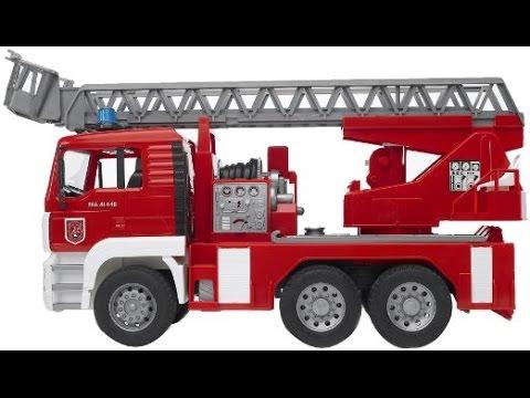 fire truck sung by kid  Ivan ulz fan