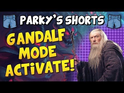 Parky's Shorts - Let's Play bit Dungeon II - Part 1 - Gandalf Mode Active