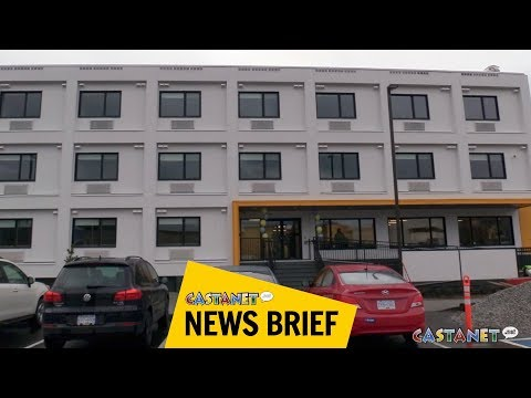 46-unit Supportive Housing