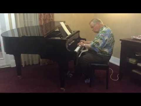 Former CareOne At Teaneck Patient Volunteers To Play Piano!