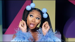 Megan Thee Stallion - Cŗy Baby (feat. DaBaby) [Official Video]
