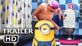 "DESPICABLE ME 3 ""Let"