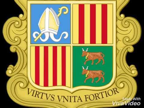 National anthem of Andorra (1963-very rare)