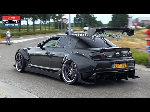 Best of Tuner Cars 2019 – Liberty Walk, Huge Wings, Rocket Bunny, Widebody and more!
