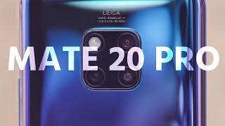 On a pris en main le MATE 20 PRO : le MEILLEUR smartphone de HUAWEI