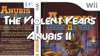 The Violent Years - Anubis II (Wii) - Game Review
