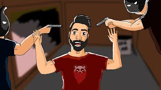 RakaZone Gaming Got Kidnapped In GTA 5 • GTA 5 Funny Moments