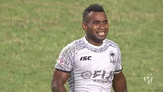 Highlights: Fiji win fifth consecutive title in Hong Kong
