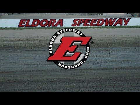 limited late models at Eldora SpeedWay