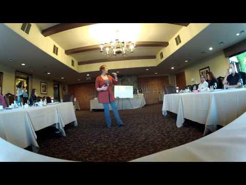 PBX hosts DNet Speaker Kay Wallace part 2
