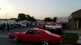 HB Car Club Car Show Walk Through 3-30-16
