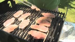 Garlic Herb Pork Chops On The Grill - An Easy Meal Idea From Fresh & Easy Neighborhood Market