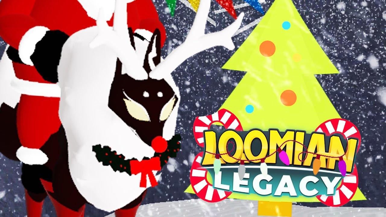 Loomian Legacy CHRISTMAS EVENT!!