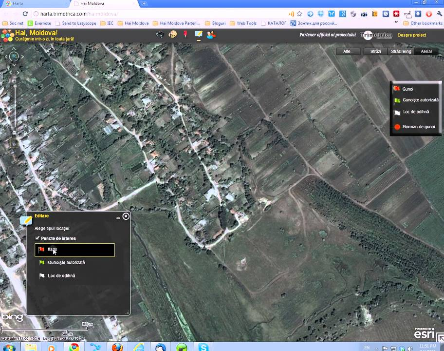 Cum Sa Lucrezi Cu Harta Hai Moldova Youtube