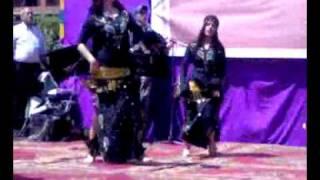 رقص بنات جامعة 6 أكتوبر