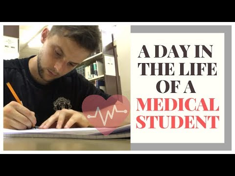 A DAY IN THE LIFE of a MEDICAL STUDENT: WITS Medical School | GEMP 1