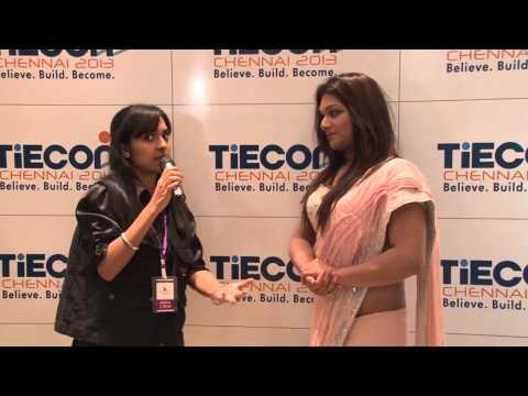 TiECON Chennai 2013 - Ms.Apsara Reddy