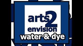 E: 07: VERWENDUNG von FARBSTOFF - & VARIIERT ANDERE TECHNIKEN, um KUNST ZU SCHAFFEN // arts2envision