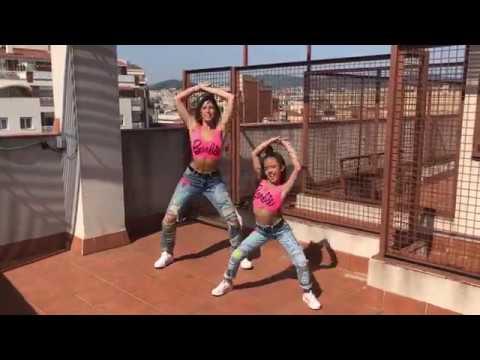 MI GENTE  DANCING  JBALVIN  ALEXIA & BRENDA